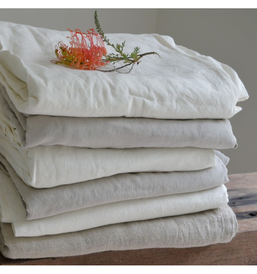 Use Linen Sheets To Get Pleasant, Fresh And Cool Feeling When Slept On    FIFOcapital