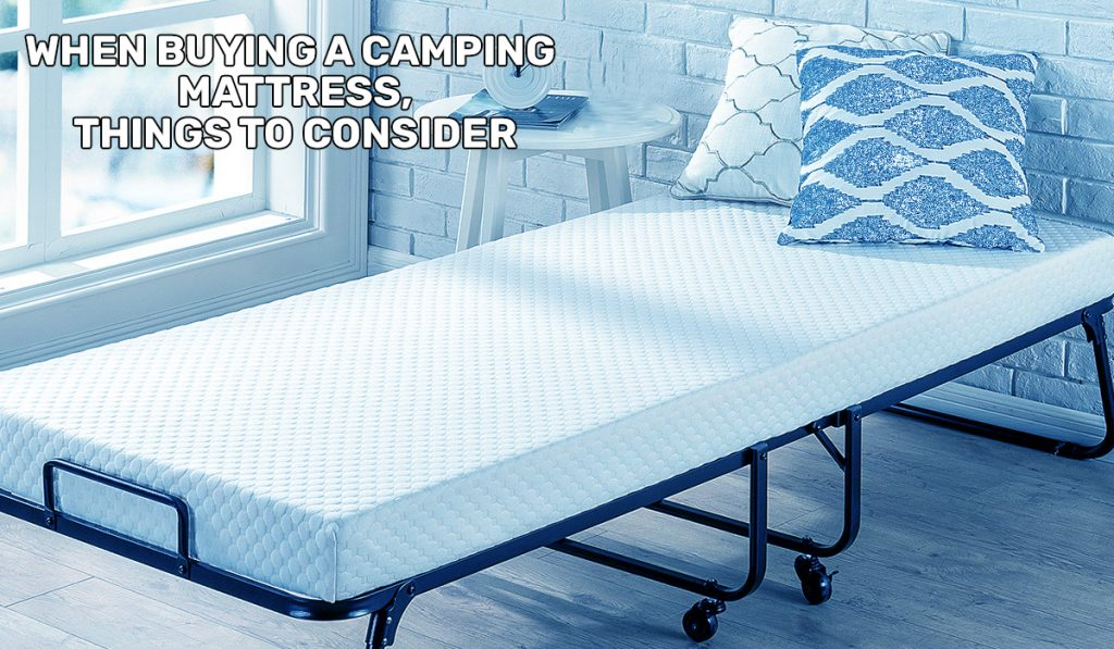 Camping-Bed